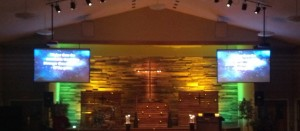 church and religious group sound systems