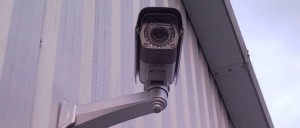 commercial survaillance camera
