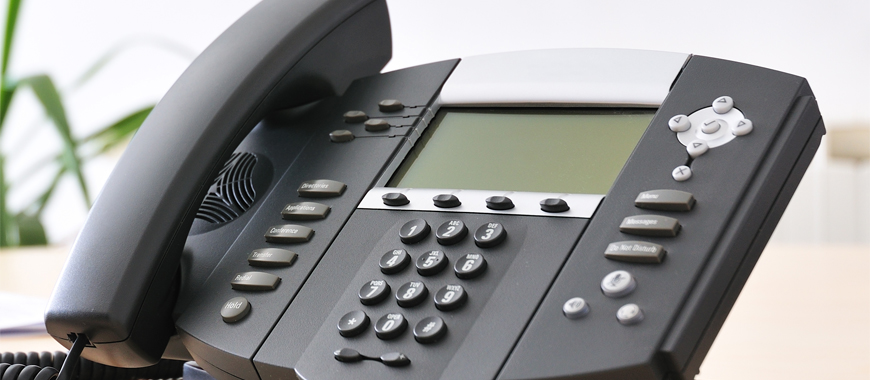 Communication and Phone Systems