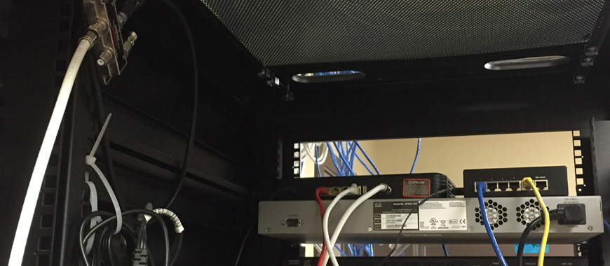 Data Networkds and Commercial Communications installation