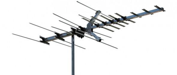 Digital TV Antennas Installed
