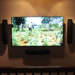 Basic home theater installed