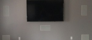 residential home theater install