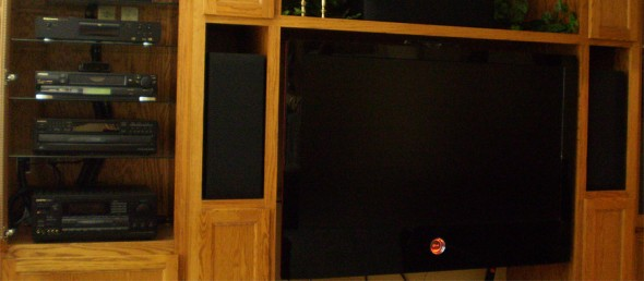 Home Audio and Surround Sound System installed in Home